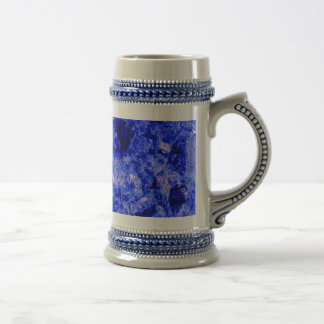 Crystallized by Kenneth Yoncich Beer Stein