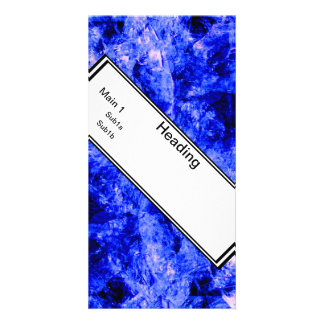 Crystallized by Kenneth Yoncich Card