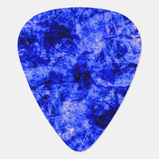 Crystallized by Kenneth Yoncich Guitar Pick