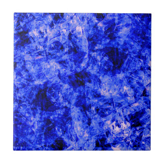 Crystallized by Kenneth Yoncich Tile