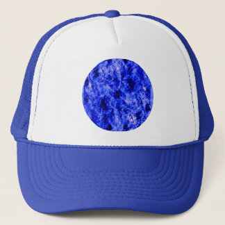 Crystallized by Kenneth Yoncich Trucker Hat