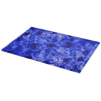 Crystallized Cutting Board