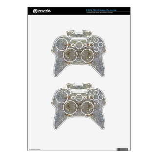 Crystallized Dandelions Xbox 360 Controller Skins
