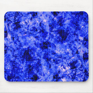 Crystallized mouse pad