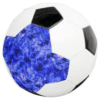 Crystallized Soccer Ball