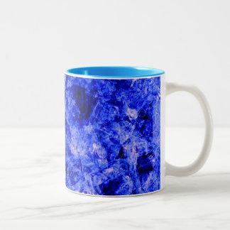 Crystallized Two-Tone Mug