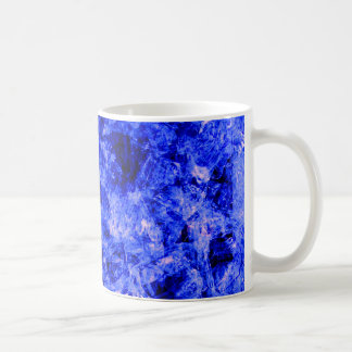 Crystallized White Mug