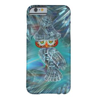 Crystallized Winter Fashion Owl iPhone Case