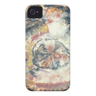 Crystallized Wood iPhone 4 Case