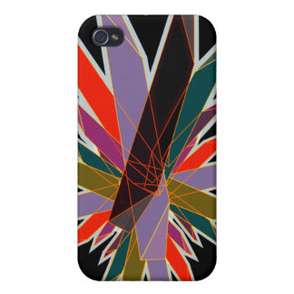 crystals iPhone 4/4S cases