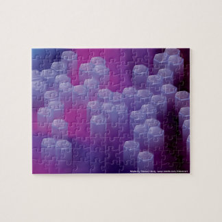 Crystals Jigsaw Puzzle