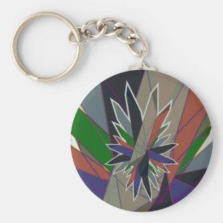 crystals keychain