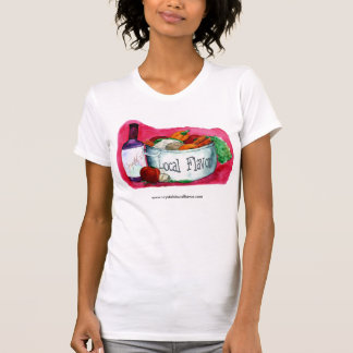 Crystal's  Local Flavor shirt