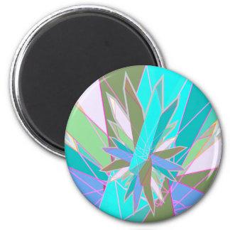 crystals magnet