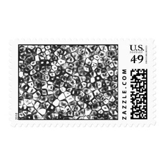 Crystals Postage Stamps