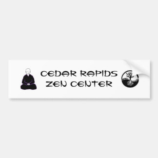 CRZC bumper sticker