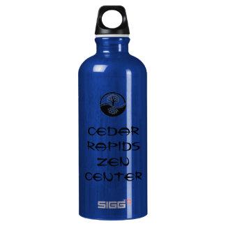 CRZC with yin-yang oak tree Water Bottle