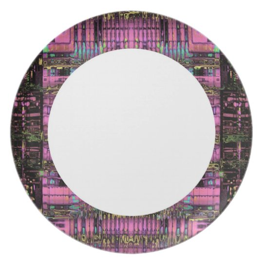 cs 101 melamine plate