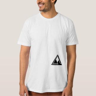 CS Attire Tri Logo White T-Shirt