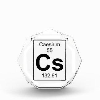 Cs - Caesium Award