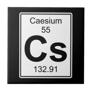 Cs - Caesium Ceramic Tile