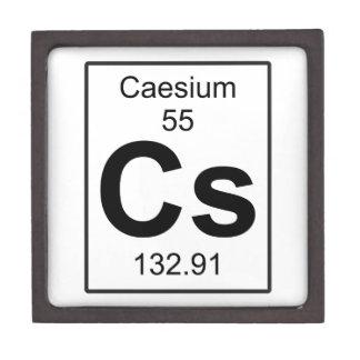 Cs - Caesium Gift Box