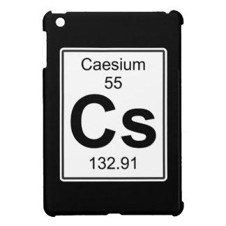 Cs - Caesium iPad Mini Covers