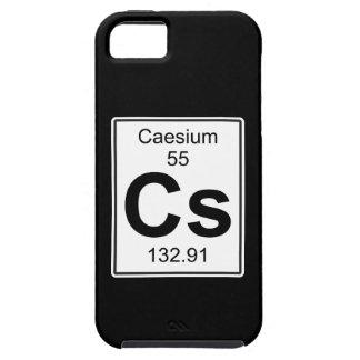 Cs - Caesium iPhone SE/5/5s Case