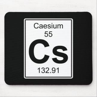 Cs - Caesium Mouse Pad