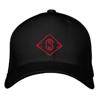 CS EMBROIDERED BASEBALL HAT