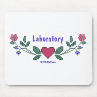 CS Laboratory Mouse Pad
