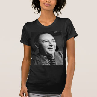"""CS Lewis """"Aging Dreams"""" Wisdom Quote Gifts T-shirts"""