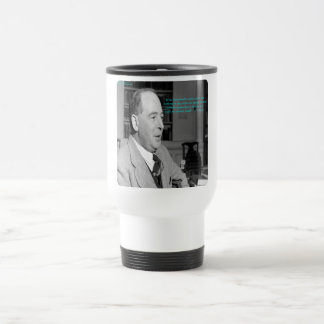 """CS Lewis & """"Other Worlds"""" Quote Coffee Mug"""