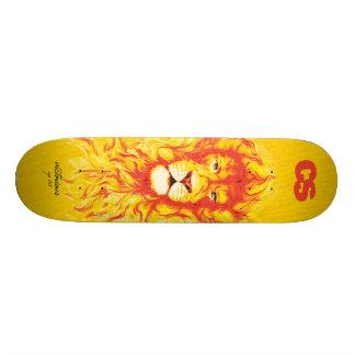 CS Lion Deck Skateboards