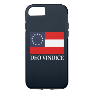 CSA 1st National (Deo Vindice) iPhone 8/7 Case