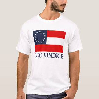 CSA 1st National (Deo Vindice) T-Shirt