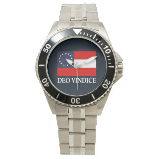 CSA 1st National (Deo Vindice) Wrist Watches
