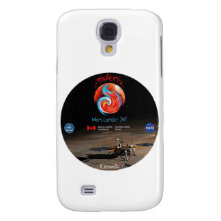 CSA and the Phoenix Lander Galaxy S4 Cases