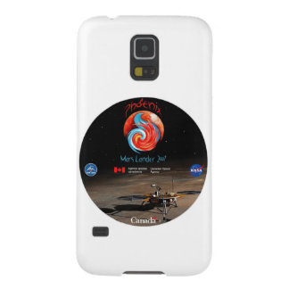CSA and the Phoenix Lander Galaxy S5 Cover