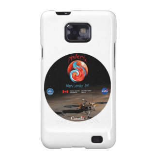 CSA and the Phoenix Lander Galaxy S2 Case