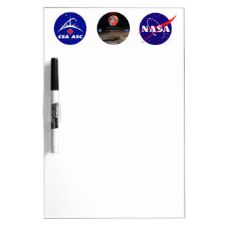 CSA and the Phoenix Lander Dry Erase Board