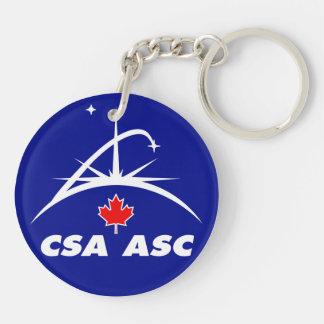 CSA and the Phoenix Lander Keychain