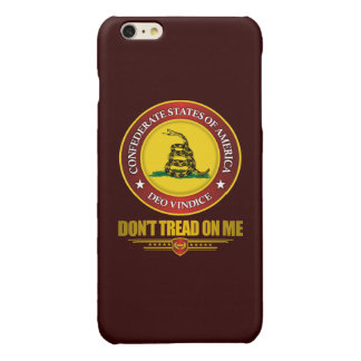 CSA -Don't Tread On Me Glossy iPhone 6 Plus Case