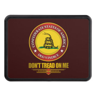 CSA -Don't Tread On Me Hitch Cover