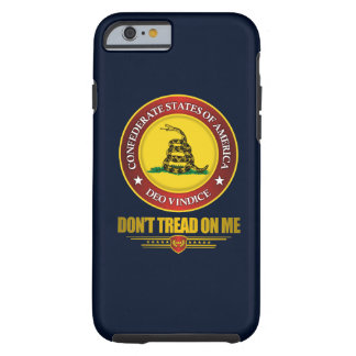 CSA -Don't Tread On Me Tough iPhone 6 Case