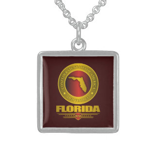 CSA Florida Sterling Silver Necklace