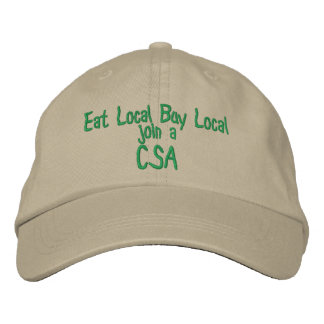 CSA Hat Embroidered Hats