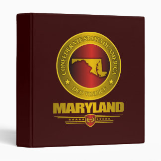 CSA Maryland 3 Ring Binder
