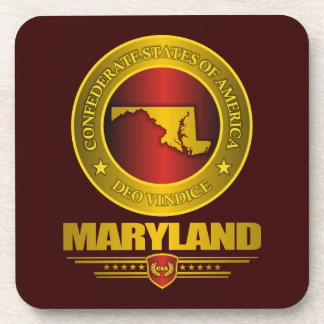 CSA Maryland Drink Coaster