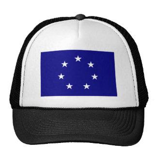 CSA Navy Jack (1861-1863) Trucker Hat